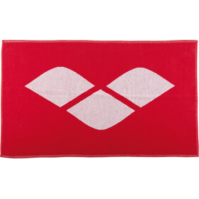 arena Hiccup Towel red